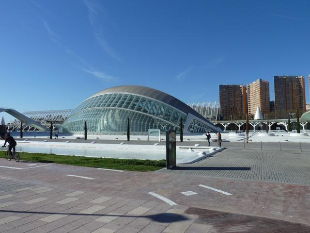 Cité des arts et des sciences 3